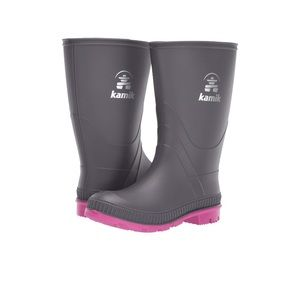 Kamik Girls Rain Boots